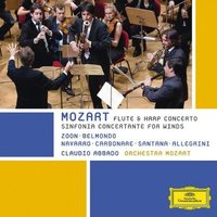 Audio CD Claudio Abbado. Mozart: Sinfonia Concertante For Winds