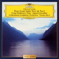 Audio CD Neeme Jarvi. Grieg: Piano Concerto/ Peer Gynt Suites, Nos.1 & 2