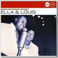 Audio CD Fitzgerald Ella & Louis Armstrong. Singing And Swinging