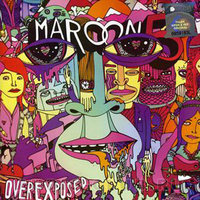 Audio CD Maroon 5. Overexposed: International Edition