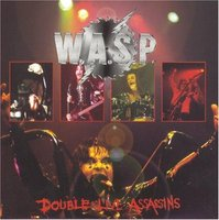 Audio CD W.A.S.P. Double live assassion