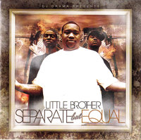 Little Brother. Separate but equal (CD)