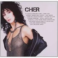 Audio CD Cher. Icon