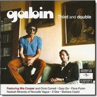 Audio CD Gabin. Third And Double