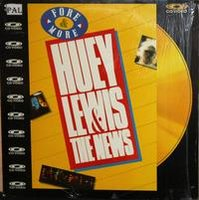 Audio CD Huey Lewis and the News. Fore!