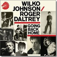 Audio CD Johnson Wilko & Roger Daltrey. Going Back Home