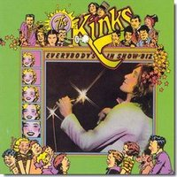 Audio CD The Kinks. Everybody's in Show-Biz