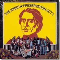 Audio CD The Kinks. Preservation Act 1