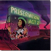 Audio CD The Kinks. Preservation Act 2