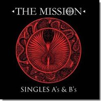 Audio CD The Mission. Singles A's & B's