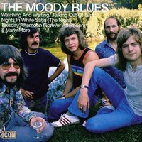 Audio CD The Moody Blues. Icon