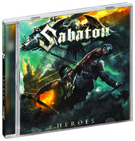 Audio CD Sabaton. Heroes