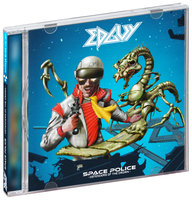 Audio CD Edguy. Space Police