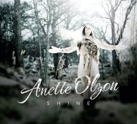 Anette Olzon. Shine (CD)