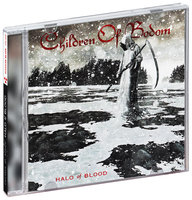 Children Of Bodom. Halo Of Blood (CD)