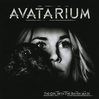 Audio CD Avatarium. The Girl With The Raven Mask