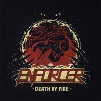 Audio CD Enforcer. Death By Fire