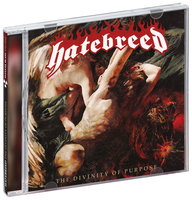 Audio CD Hatebreed. The Divinity Of Purpose