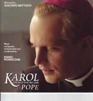 Audio CD Ennio Morricone. Karol. The Man Who Became Pope / ��������� � ������ ������� �������� ������. �������, ������� ����� �������.