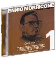 Ennio Morricone. Gold Edition. Vol. 1 (CD)