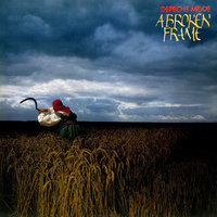 Depeche Mode. A Broken Frame (LP)