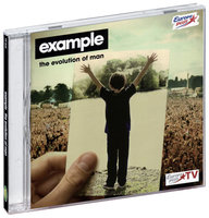Example. The Evolution Of Man (CD)