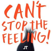 LP Justin Timberlake: Can'T Stop The Feeling! (Original Song From Dreamworks Animation'S Trolls) (LP)