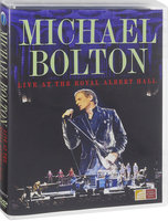 DVD Michael Bolton. Live At The Albert Hall, London