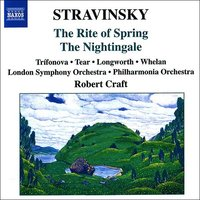 Audio CD Stravinsky. Rite Of Spring / The Nightingale