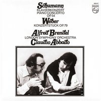LP Alfred Brendel, London Symphony Orchestra, Claudio Abbado. Robert Schumann: Piano Concerto In A Minor (LP)