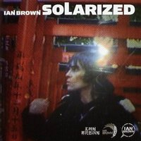 LP Ian Brown. Solarized (LP)