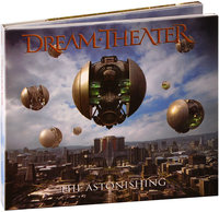 Dream Theater. The Astonishing (2 CD)