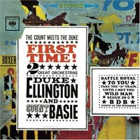 Audio CD Duke Ellington, Count Basie. First Time! The Count Meets The Duke