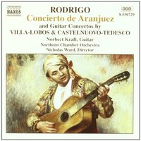 Audio CD Kraft, Ward, Northern Chamb.Orch. Concierto de Aranjuez