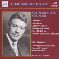 Audio CD Fritz Kreisler. Kreisler plays Kreisler