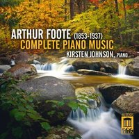 Audio CD Arthur Foote. Chamber Music Vol. 2 (Da Vinci Quartett/+)