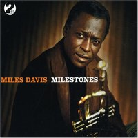 Audio CD Miles Davis. Milestones