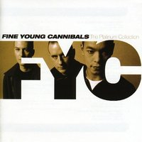 Audio CD Fine Young Cannibals. The Platinum Collection