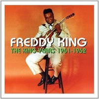 Audio CD Freddie King. King Records Story