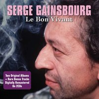Audio CD Serge Gainsbourg. Le Bon Vivant