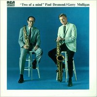 Audio CD Paul Desmond,Gerry Mulligan. Two Of A Mind