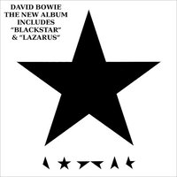 Audio CD + MP3 (CD) David Bowie. Blackstar