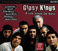 Gipsy Kings, Los Ninos de Sara. Sound Emotions (2 CD)