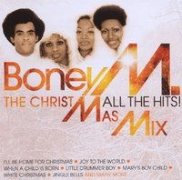 Boney M. The Christmas Mix (CD)