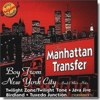 Audio CD Manhattan Transfer. Boy From New York City and other Hits