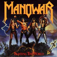 Manowar. Fighting The World (CD)
