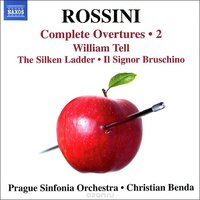 Audio CD Gioacchino Rossini. Compl.Overtures 2