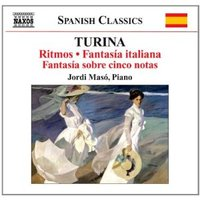 Audio CD Joaquin Turina, Jordi Maso. Piano Music 4