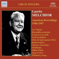 Audio CD Сборник. Melchior, Lauritz: American Re