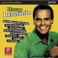 Audio CD Harry Belafonte. Sound Emotions